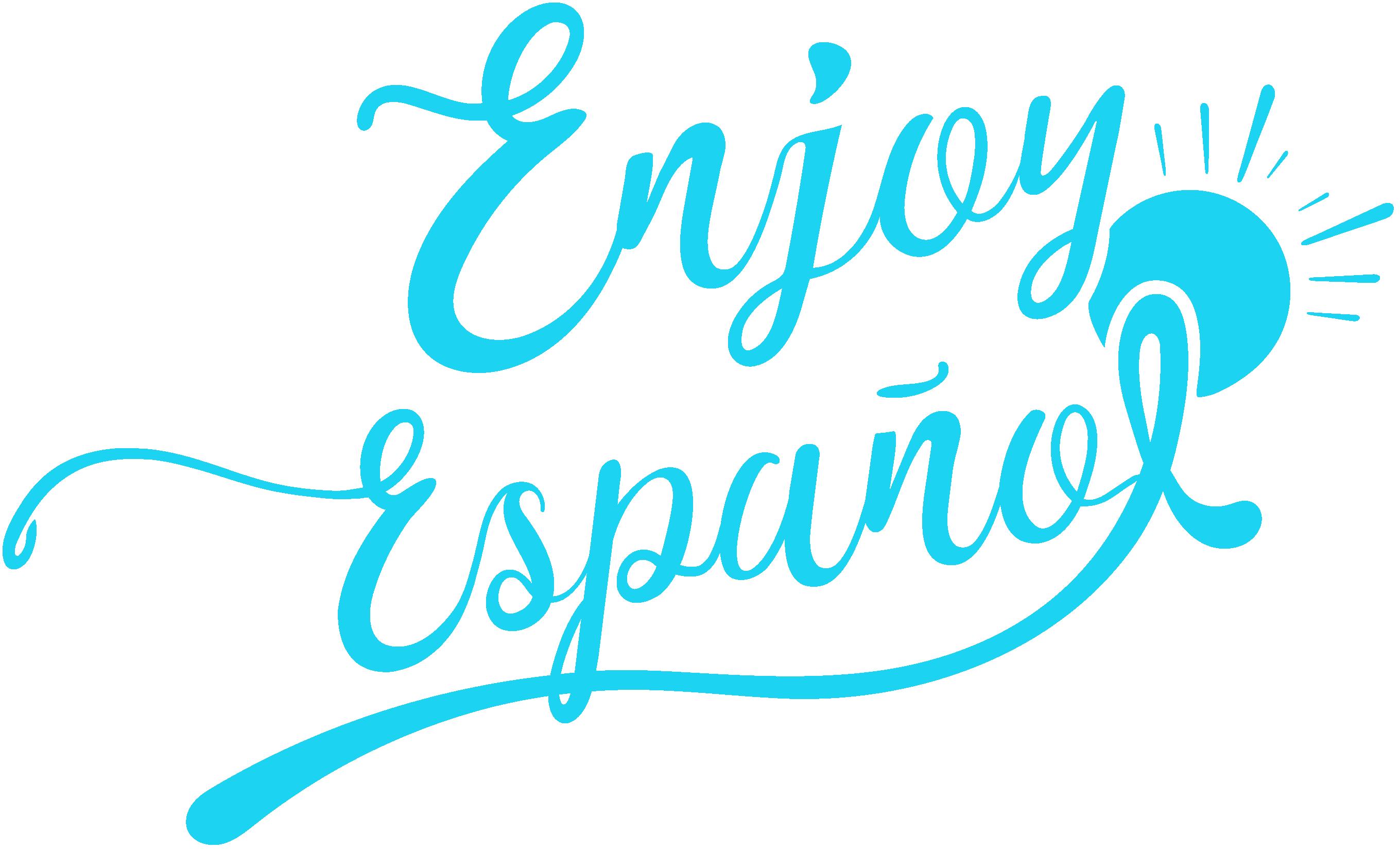Enjoy Español · About us ...