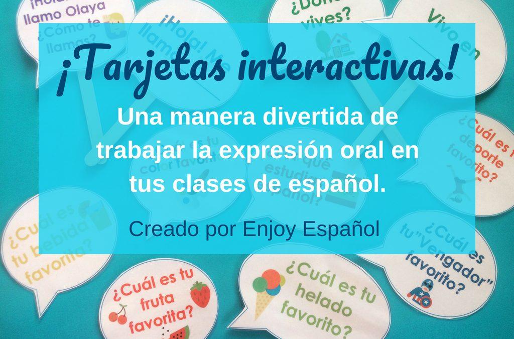 ¡Conversaciones interactivas! ¿Las conoces?