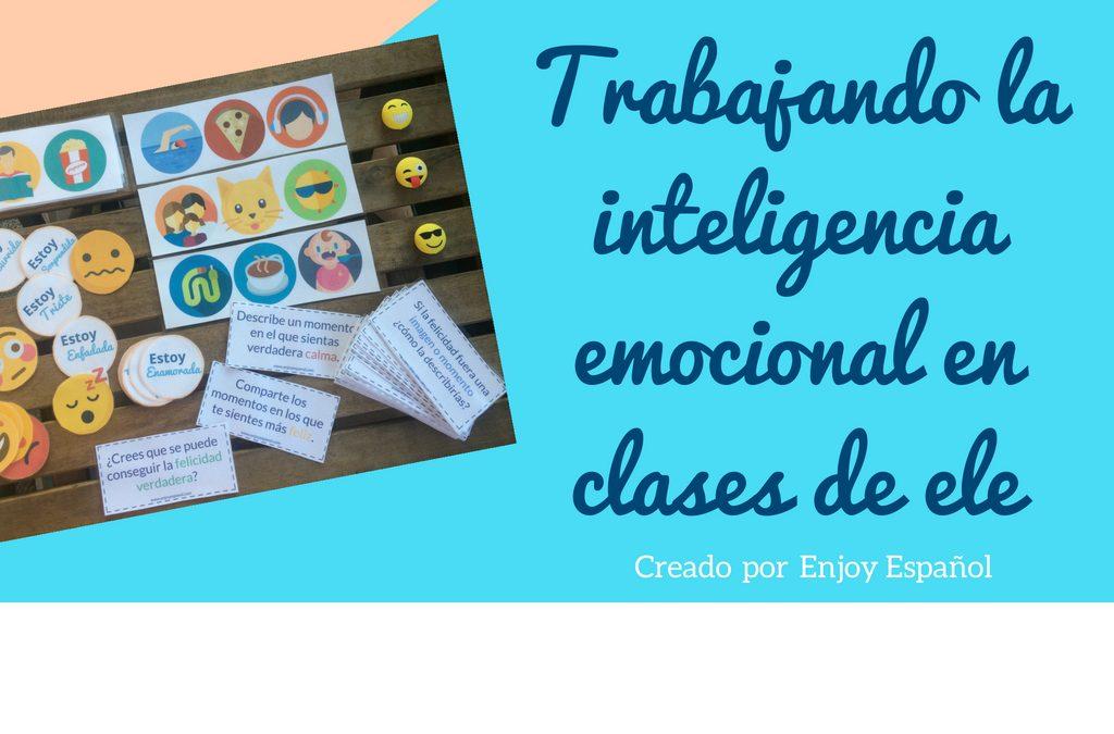 Educación emocional en las clases de ELE