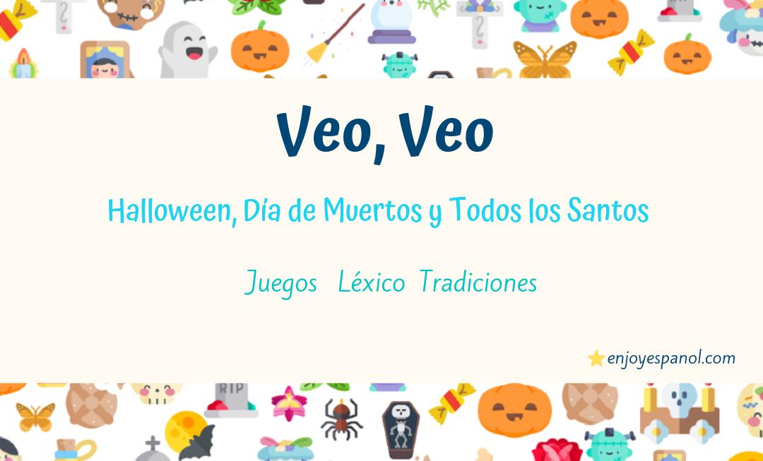 Halloween, Día de Muertos y Todos los Santos en las clases de ELE