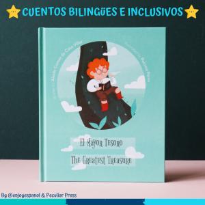 cuentos bilingües para niños