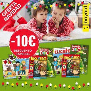 Revistas en español para niños